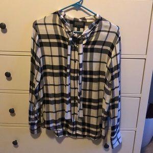 NWT fancy flannel